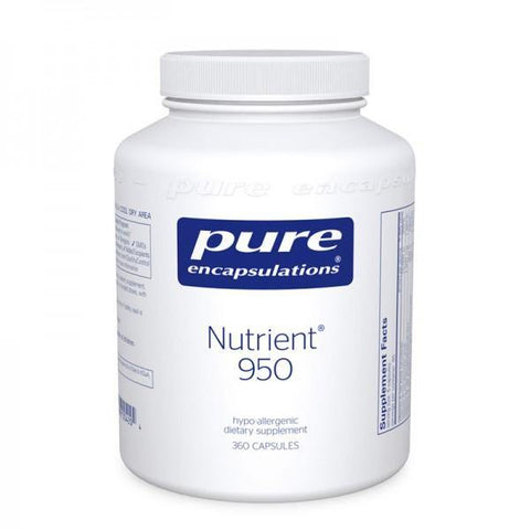 Nutrient 950 (90, 180, 360 caps) Free shipping