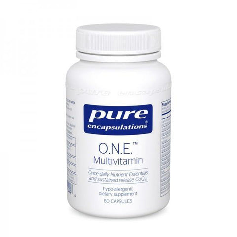 ONE Multivitamin (60, 120 caps) Free Shipping