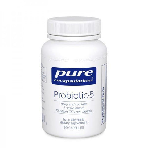 Probiotic 5 60 caps Free Shipping