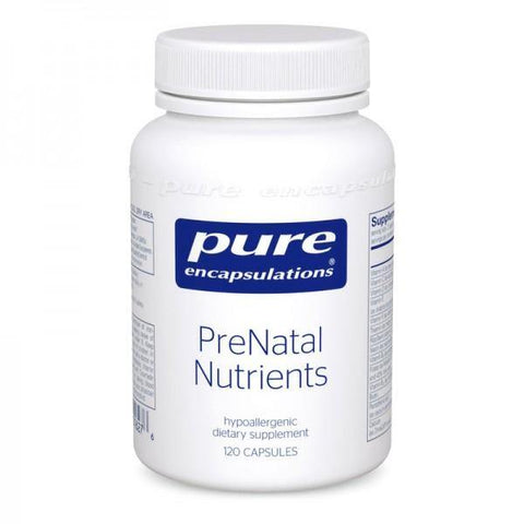 PreNatal Nutrients (60, 120 caps) Free Shipping