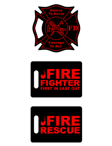 FireFighter Cutting Boards