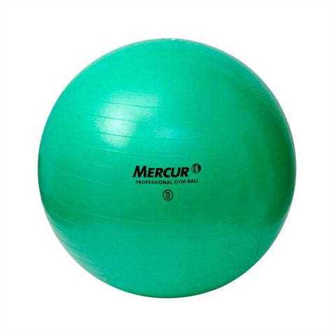 BOLA PROFESSIONAL GYM BALL - 55 CM - VERMELHA