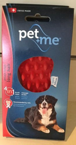 Pet And Me Dog Long Hair Grooming Brush Pad, Brushes, Combs & Rakes - Millie and Masons Pet Shop