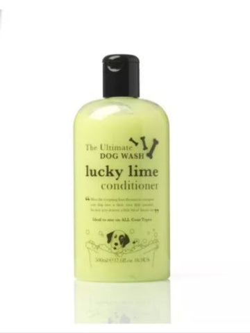 House Of paws Natural Lucky Lime Shampoo 500ml AND Lucky Lime Conditioner 500ml, Healthcare & Grooming - Millie and Masons Pet Shop