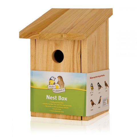 Harrison's standard 32mm diameter nesting box