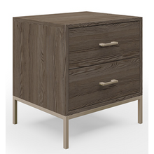Load image into Gallery viewer, DOWNSVIEW NIGHTSTAND CB 23""