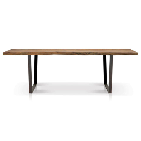 RICHIE LIVE EDGE DINING TABLE