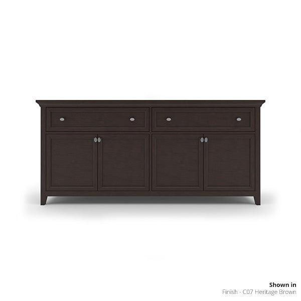 Hampton – Sideboard, 75″w