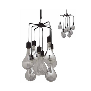 Ocelot E26 and E39 pendant lamp