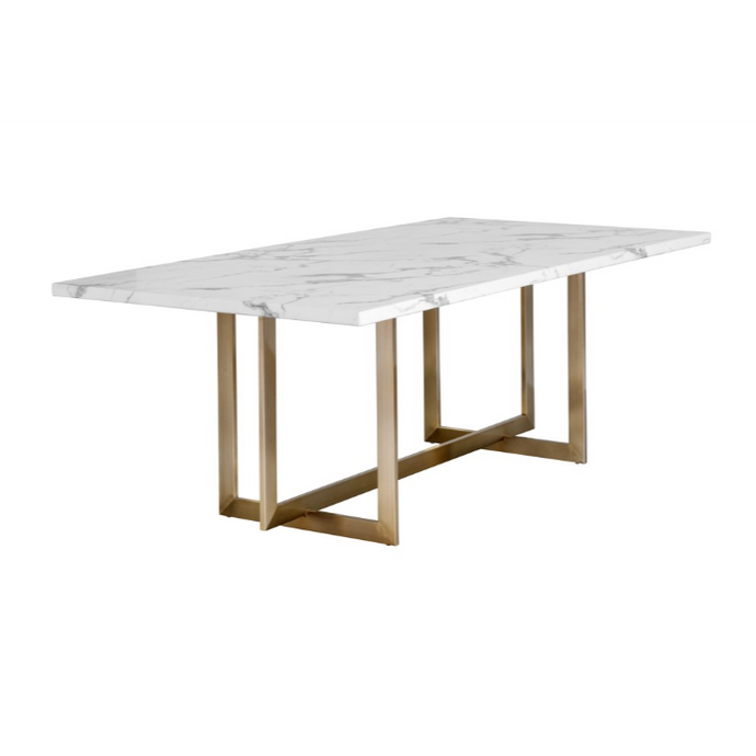 ROSELLEN DINING TABLE - 86.5