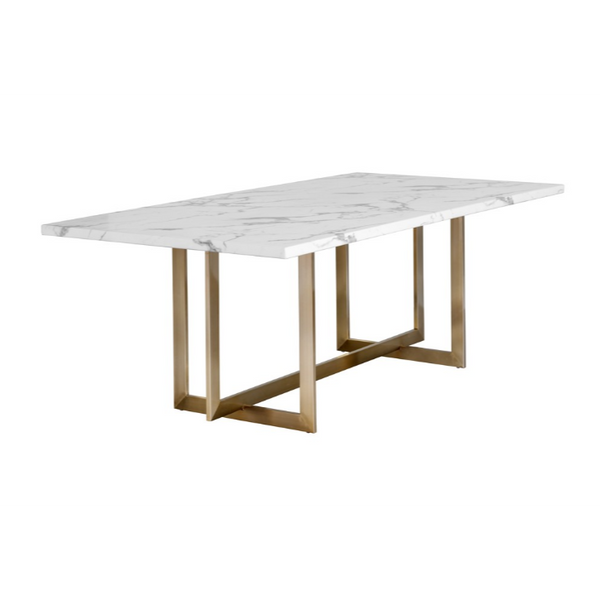 ROSELLEN DINING TABLE - 86.5""