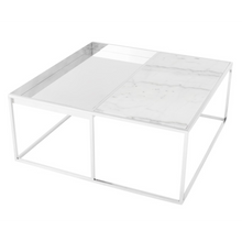 Load image into Gallery viewer, CORBETT SQUARE COFFEE TABLE
