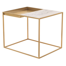 Load image into Gallery viewer, CORBET SIDE TABLE