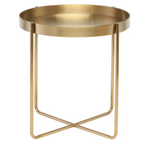 Load image into Gallery viewer, GAULTIER SIDE TABLE