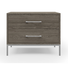 Load image into Gallery viewer, DOWNSVIEW NIGHTSTAND BN 30""