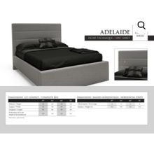 Load image into Gallery viewer, ADELAIDE BED