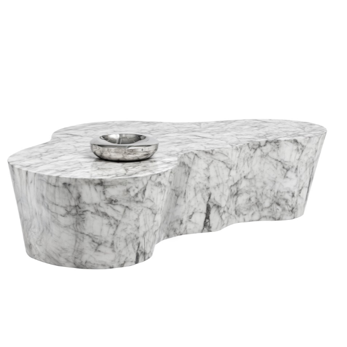 AVA COFFEE TABLE - MARBLE LOOK