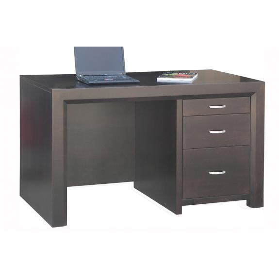 CONTEMPO SINGLE PEDESTAL DESK
