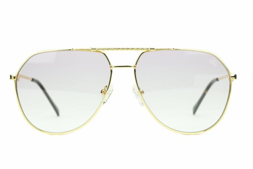 THE ESCOBAR SUNGLASSES - GESCOPG SUNGLASSES THE GOLD GODS