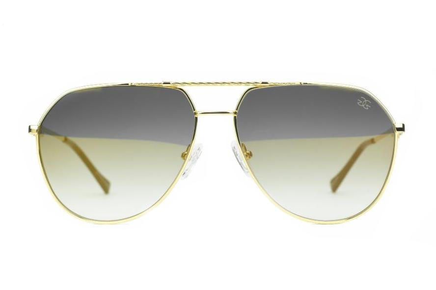 THE ESCOBAR SUNGLASSES - GESCOBRG SUNGLASSES THE GOLD GODS