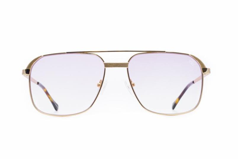 THE HADES SUNGLASSES - GHADESPG SUNGLASSES THE GOLD GODS