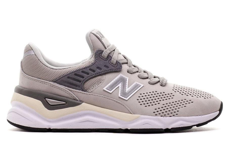 MSX90GL MENS FOOTWEAR NEW BALANCE NUDE/GREY/WHITE 8