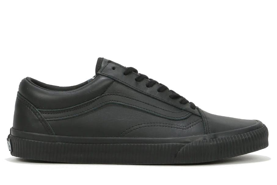 OLD SKOOL (EMBOSSED SIDEWALL) BLCDBL WOMENS FOOTWEAR VANS