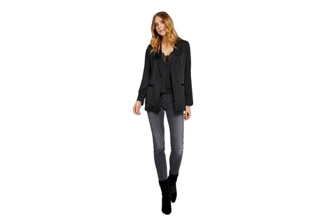 BROUGHTON WOMENS SOFTGOODS GENTLEFAWN BLACK S