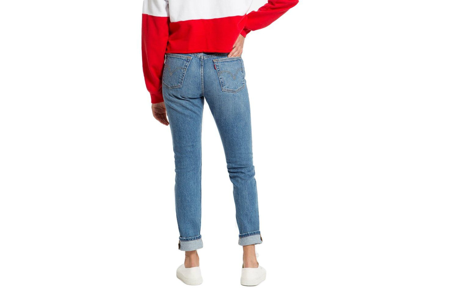 501 SKINNY LEAVE A TRACE WOMENS SOFTGOODS LEVIS