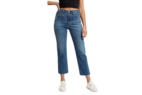WEDGIE STRAIGHT LOVE TRIANGLE WOMENS SOFTGOODS LEVIS