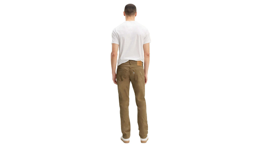 511 SLIM COUGAR BI STR TWILL MENS SOFTGOODS LEVIS