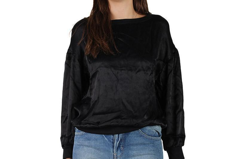 LAFAYETTE CREW WOMENS SOFTGOODS OBEY BLACK XS