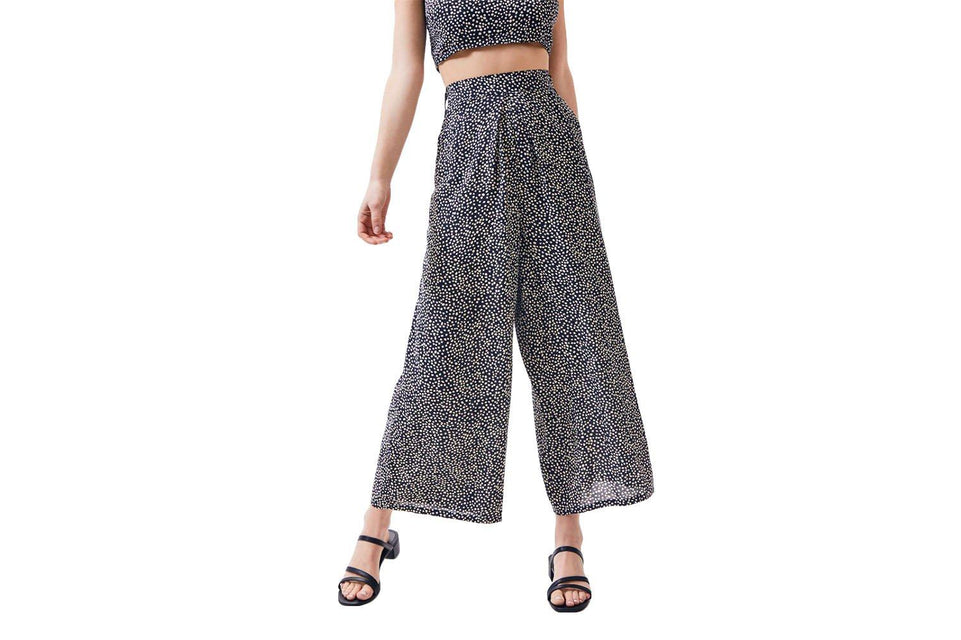 ALMA CROPPED PANT - 242000072 WOMENS SOFTGOODS OBEY