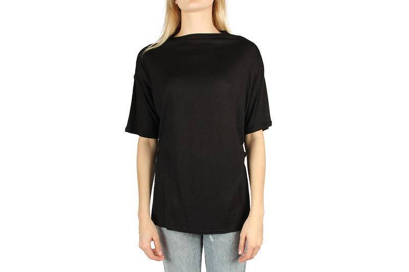 NOIR TOP WOMENS SOFTGOODS CHEAP MONDAY BLACK S