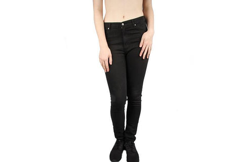PANT SECOND SKIN WOMENS SOFTGOODS CHEAP MONDAY NEW black 25