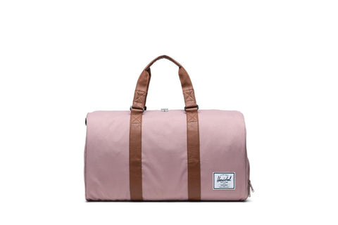 Herschel Novel Duffle Bag in Ash Rose