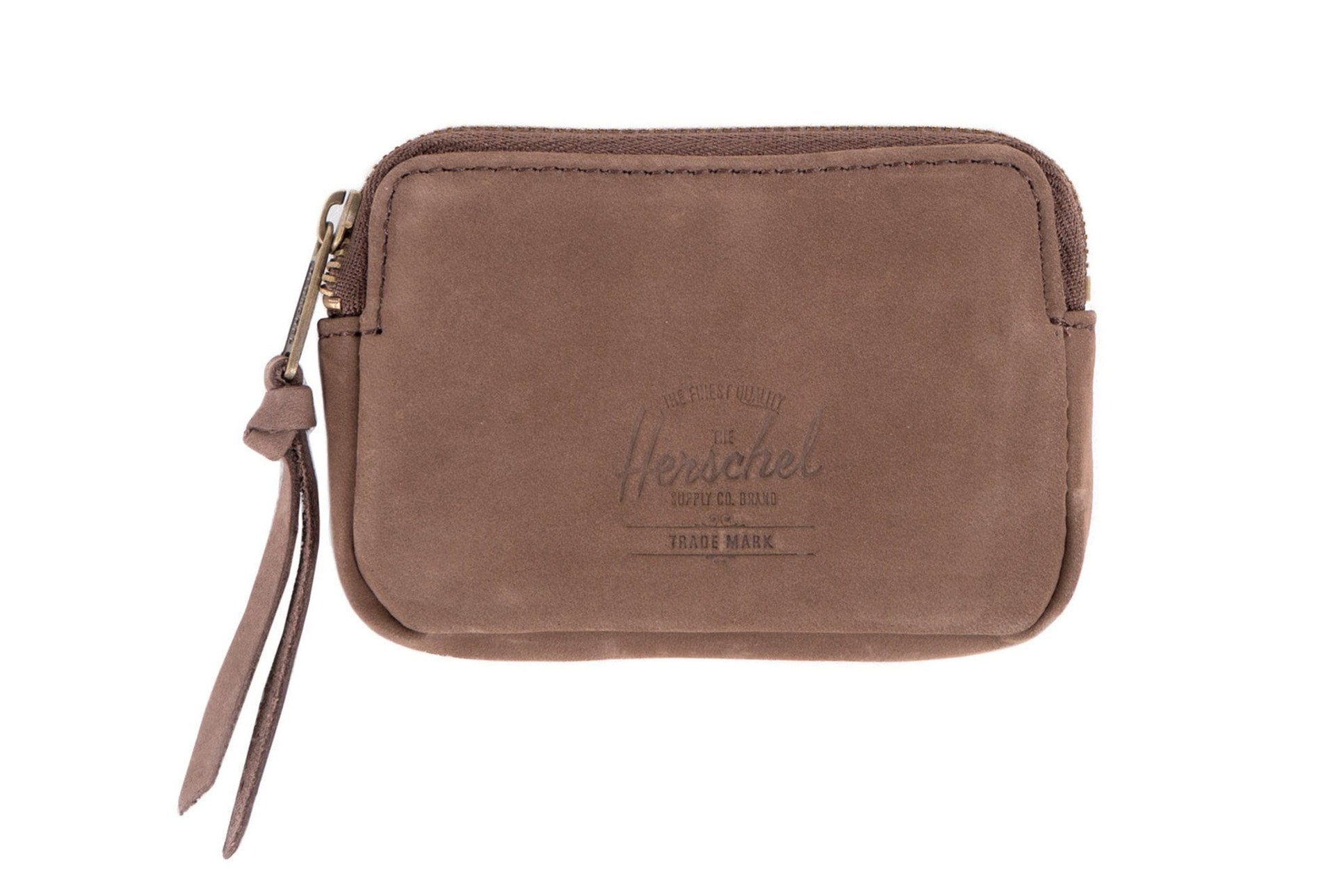 OXFORD POUCH LEATHER ACCESSORIES HERSCHEL NUBUCK ONE SIZE