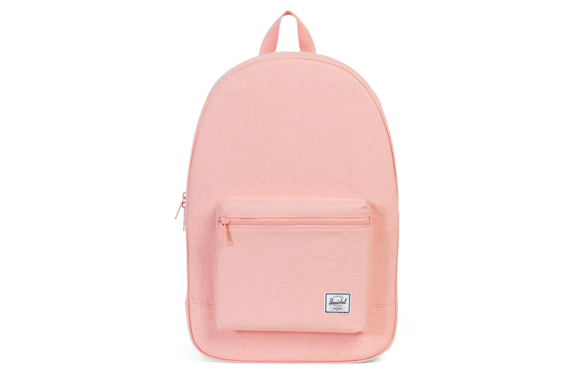 PA DAYPACK 10 OZ. CANVAS BAGS HERSCHEL APRICOT BLUSH ONE SIZE