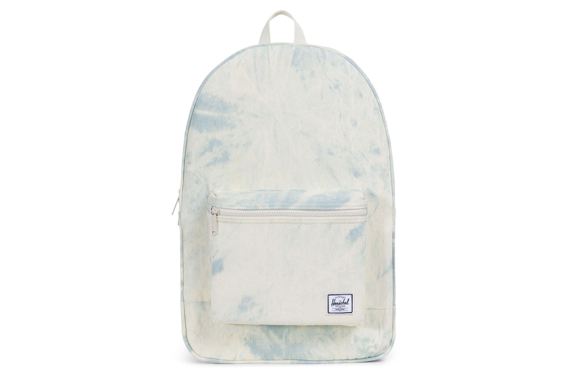 PA DAYPACK 10 OZ. CANVAS BAGS HERSCHEL BLEACHED DENIM ONE SIZE