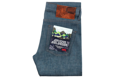 9OZ SUPER SKINNY GUY ANTIQUE SELVEDGE