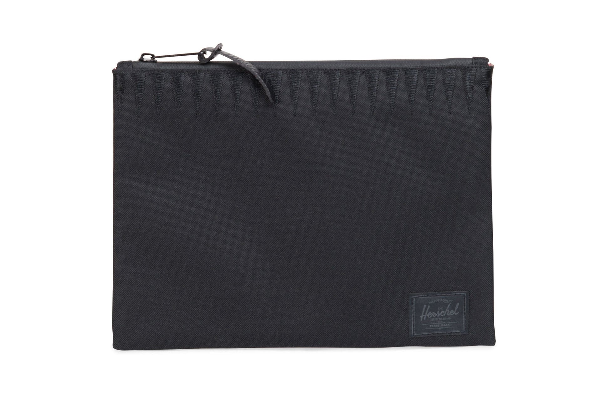 NETWORK L 600D POLY EMBRDRY ACCESSORIES HERSCHEL BLACK EMBROIDERY L
