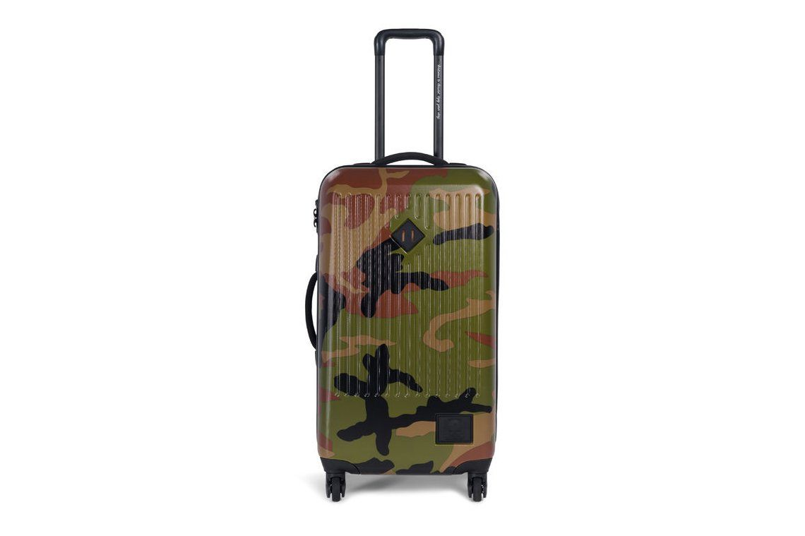 TRADE MEDIUM BAGS HERSCHEL WOODLAND CAMO MEDIUM
