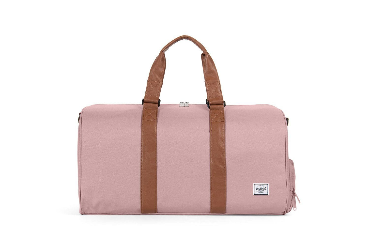 Herschel Novel Mid-volume duffle bag in ash rose