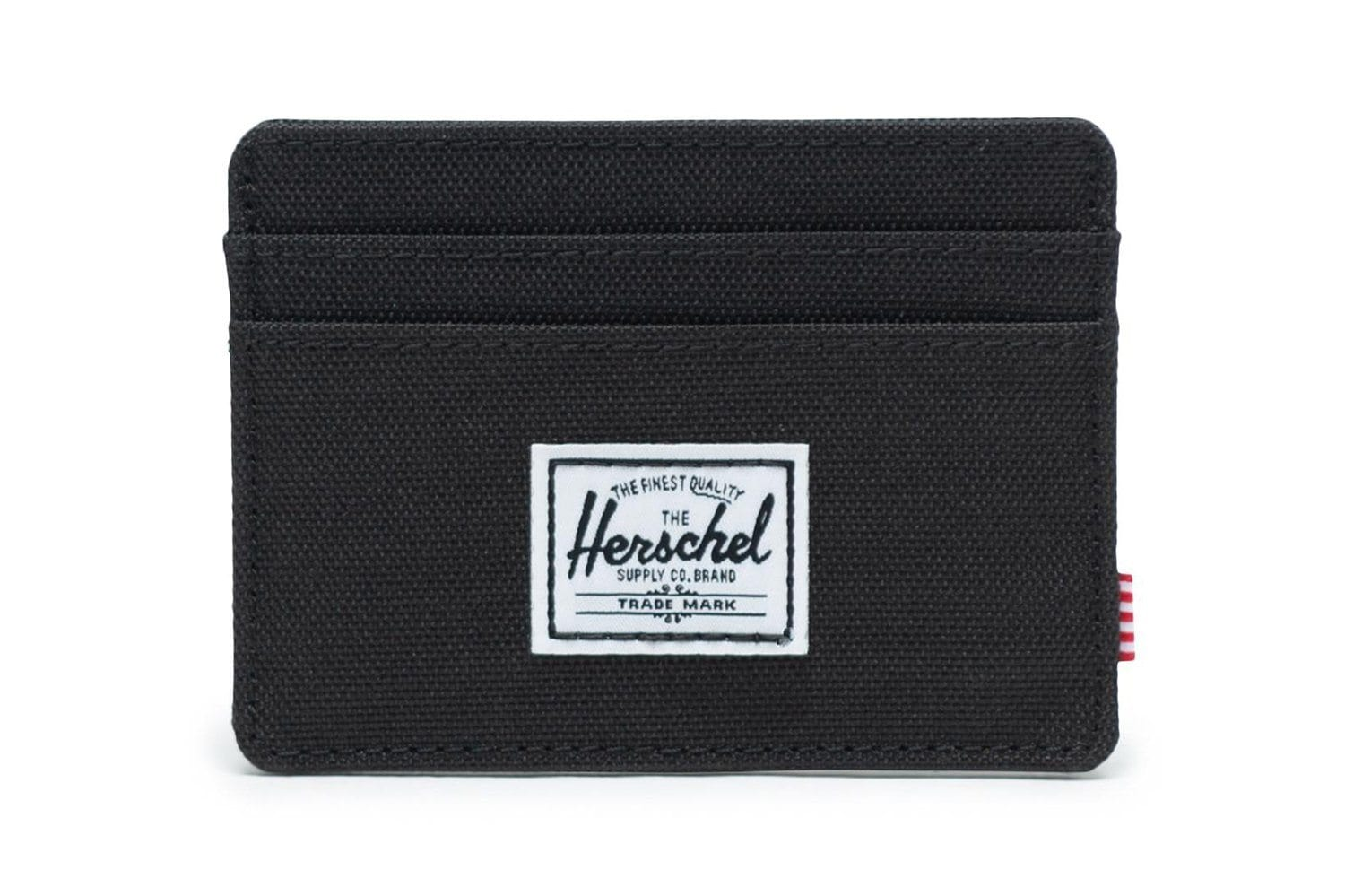 CHARLIE + ACCESSORIES HERSCHEL BLACK ONE SIZE