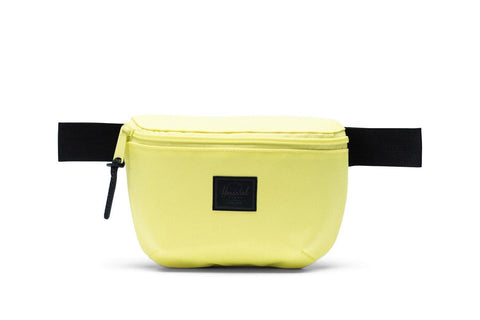 Herschel hippack in neon and black