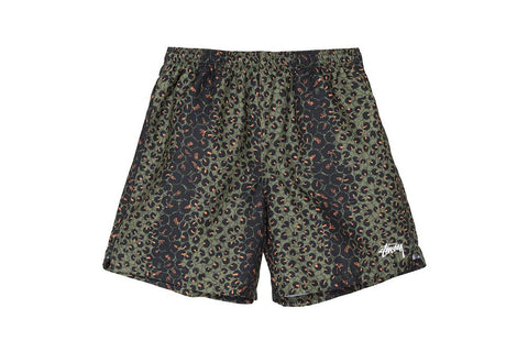 LEOPARD WATER SHORT - 113110