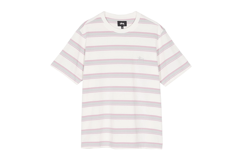 HARBOUR STRIP CREW-1140200 MENS SOFTGOODS STUSSY
