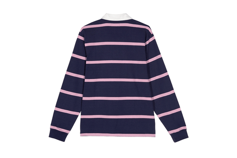 HILL STRIPE LS RUGBY-1140209