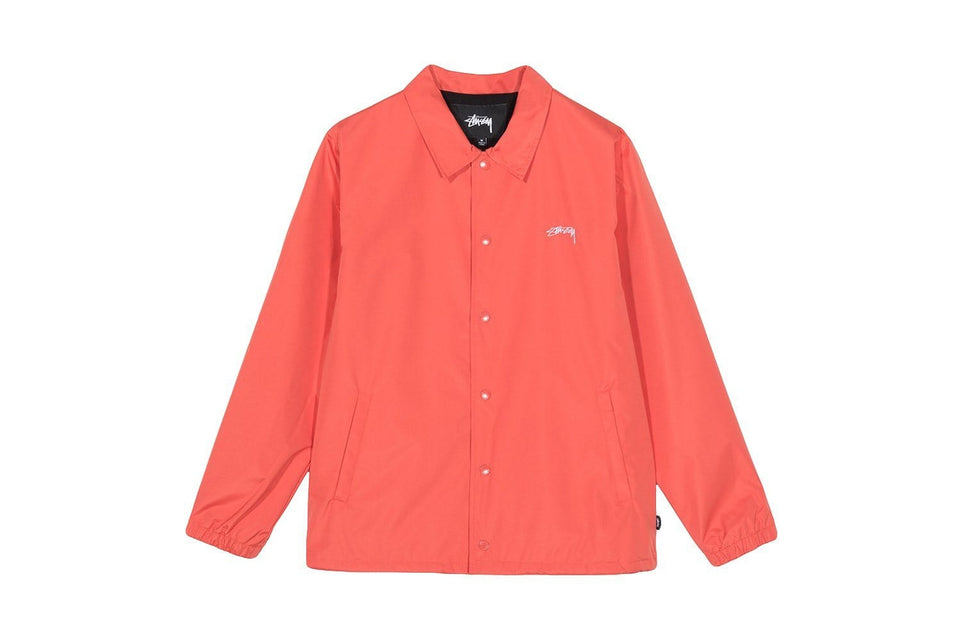 CRUIZE COACH JACKET - 115431 MENS SOFTGOODS STUSSY