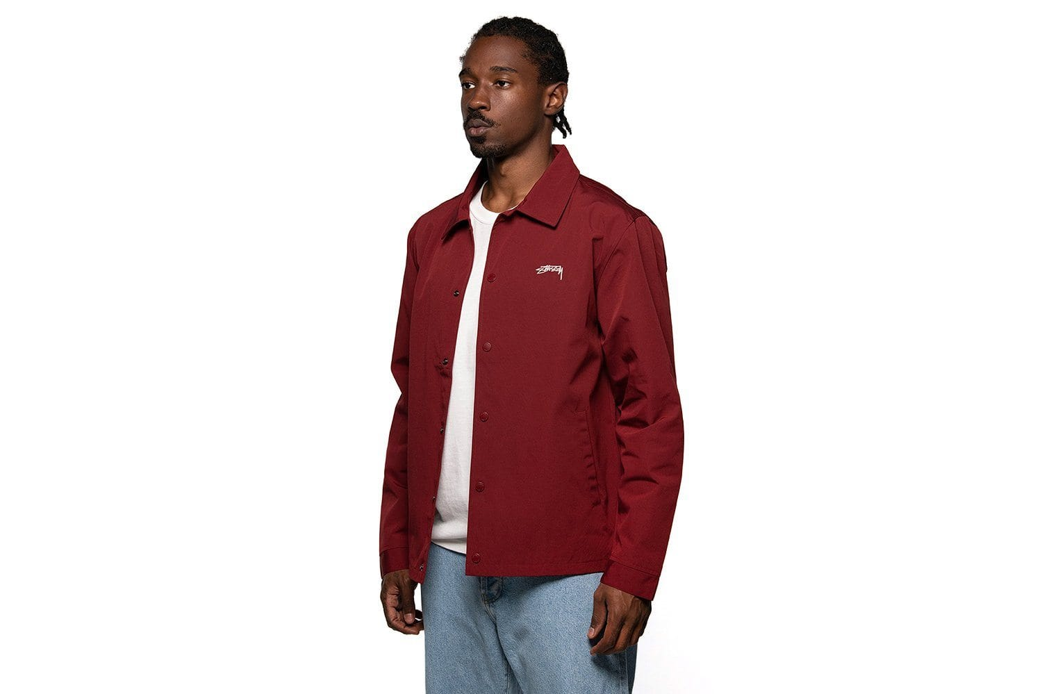 CLASSIC COACH JACKET - 115490 MENS SOFTGOODS STUSSY